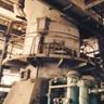 碾盘式磨煤机